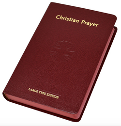 Christian Prayer (Lg Type) - GF40710