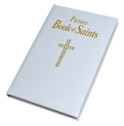 Picture Book of Saints (Leather Edition) - GF23513W