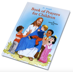 St. Joseph Book of Prayers For Children - GF14822