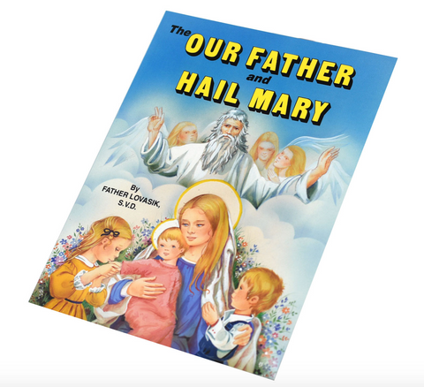 Our Father and Hail Mary - GF389