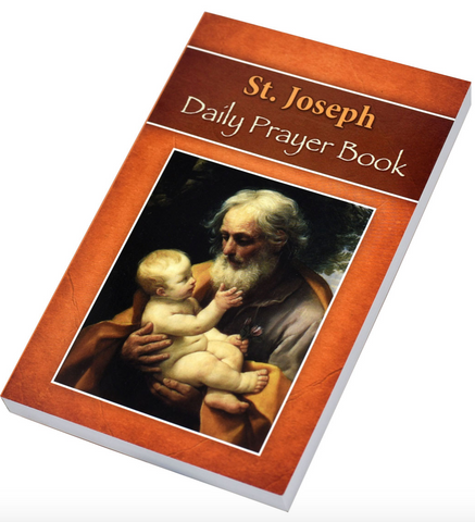 St. Joseph Daily Prayer Book - GF14204