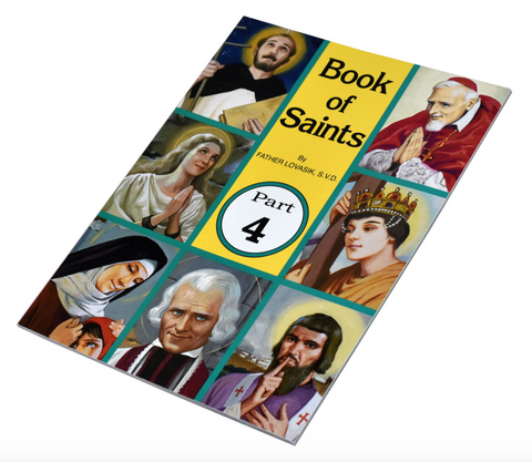 Book of Saints (4) - GF308
