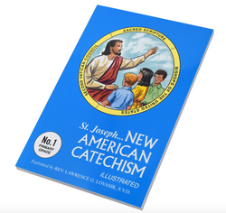 New American Catechism Grades 3-4-5 - GF25105