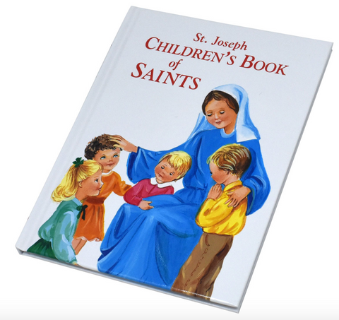 St. Joseph Children's Book of Saints - GF15222