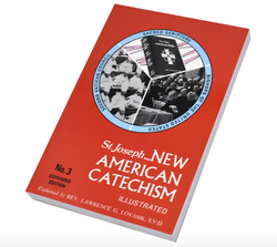 New American Catechism For High Schools - GF25305