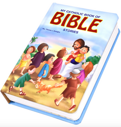 My Catholic Book of Bible Stories - GF72597