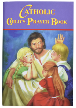 Catholic Child's Prayer Book - GF6404