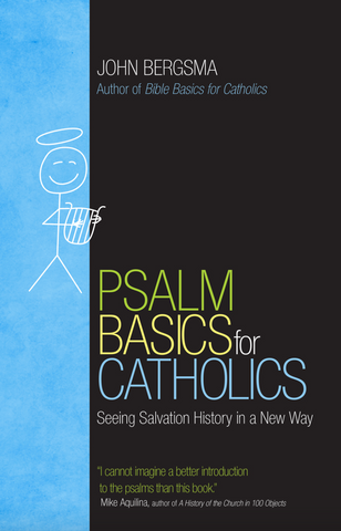 Psalm Basics for Catholics - EZ17932