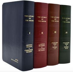 The Liturgy of The Hours (Set of 4) - GF40910