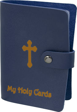 Leather Prayer Card Holder/Wallet - TA1624