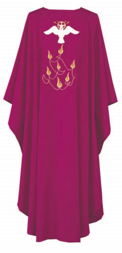 Amply Cut Chasuble- TF802
