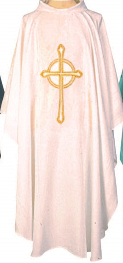 Amply Cut Chasuble- TF831