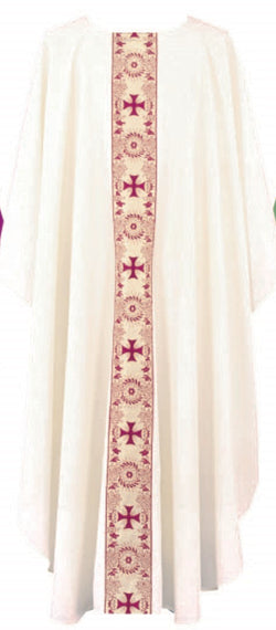 Amply Cut Chasuble- TF850