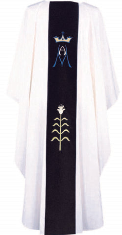 Amply Cut Chasuble- TF860