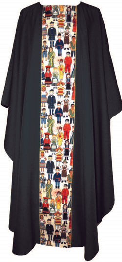Amply Cut Chasuble- TF895