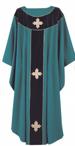 Amply Cut Chasuble-TF898