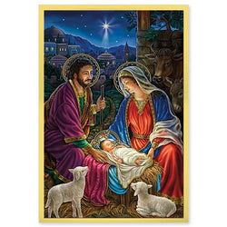 As We Honor the Birth of Jesus Christmas Cards PNWCR2094