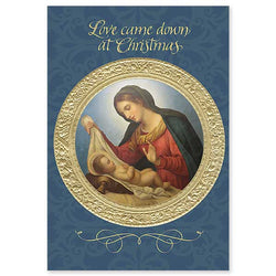 Love Came Down at Christmas Christmas Cards PNWCR2096