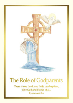 Godparents Folder - FQXS107