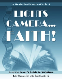 Lights, Camera...Faith! A Movie Lectionary Cycle A - ZN4490X