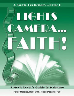 Lights, Camera...Faith! A Movie Lectionary Cycle B - ZN44926
