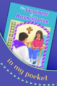 Sacrament of Reconciliation in my Pocket - ZN71052