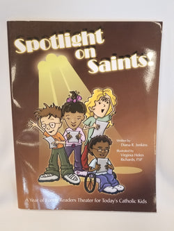 Spotlight on Saints - ZN71192