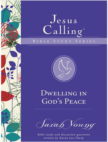 Jesus Calling: Dweling in God's Peace AH177849