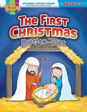 The First Christmas Coloring Activity Book - AJE4819