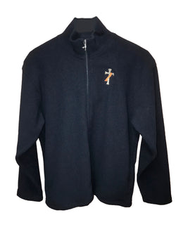 Fleece Jacket Dark Blue - SO21LS-DB/L