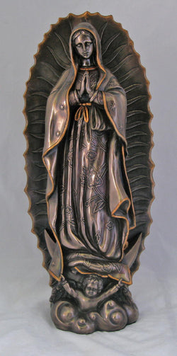 Our Lady of Guadalupe Statue - ZWSRAGUAD19