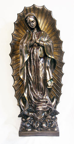 Our Lady of Guadalupe - ZWSRAGUAD43