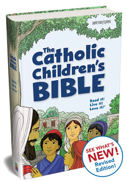 Catholic Children's Bible Hardcover - WR4152