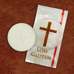 "1-3/8"" Low Gluten Altar Bread-GV43"