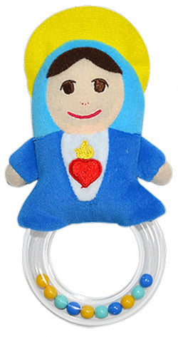 Mother Mary Rattle - NE50326