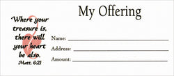 My Offering Envelopes - MA07587