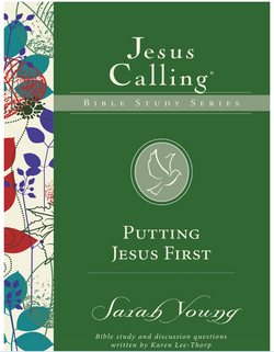 Jesus Calling: Putting Jesus First AH17784X