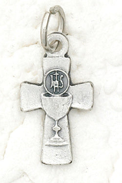 FHC Chalice Cross Stainless Steel 18 in Chain - NP1711341280CH18