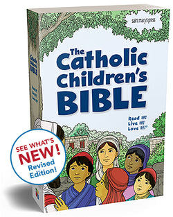 Catholic Children's Bible Paperback - WR4151