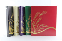 Ceremonial Binder-Set of 5 Colors-AN006806