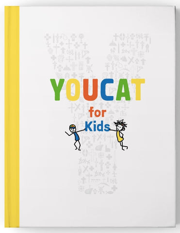 Youcat for Kids - IPYOUCATKIDS - PREORDER ONLY