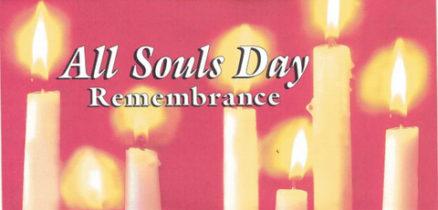 All Souls Day Offering Envelope - TE8388
