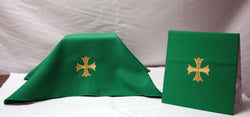 Burse in Various Colors - Plain or with Cross