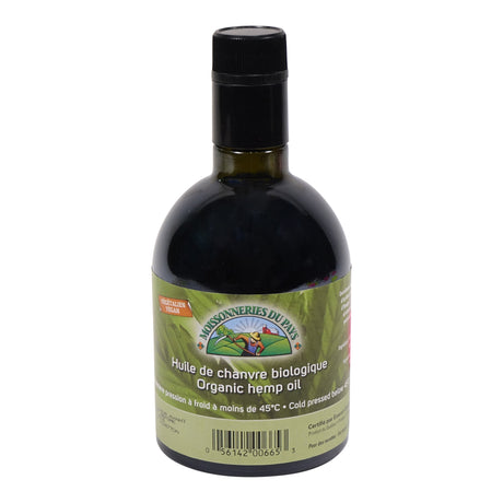 Organic hemp oil 500 ml