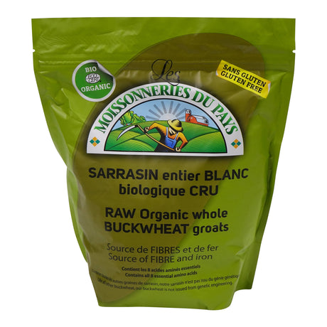 Organic whole buckwheat groats 1 kg