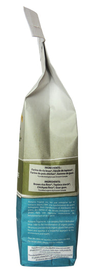 Organic all purpose mix flour