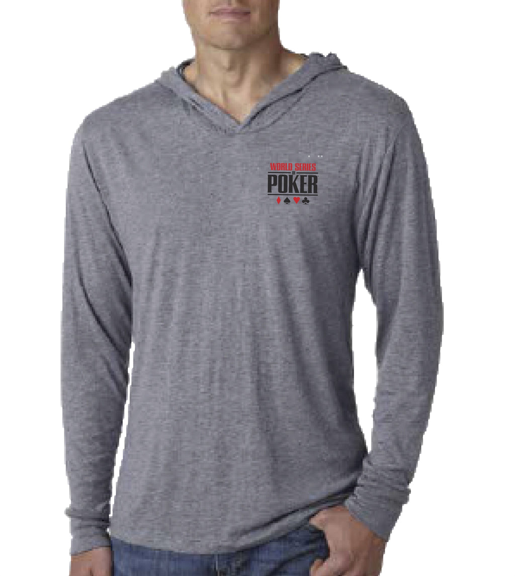WSOP® 3 OF A KIND Tri-Blend Hoodie