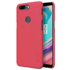 Nillkin® Oneplus 5T Super Frosted Shield Back Case (Includes Screen Protection Kit)