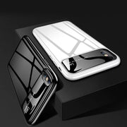 iPhone X/XS Smooth Thin Glossy Mirror PC Effect Case