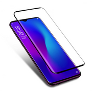 5D Tempered Glass 9H Genuine Screen Protector For Oppo F9/F9 Pro